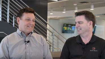 [Image for DataBank's Jerry Blair & Evan Grimmett Answer Data Center Questions