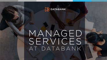[Image for Managed Services at DataBank eBook