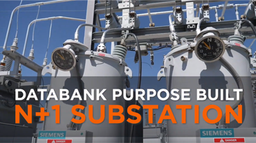 [Image for DataBank's Salt Lake City Granite Point Campus Substation