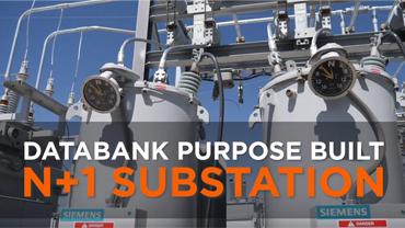 [Image for DataBank's Salt Lake City Granite Point Campus Substation