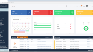 [Image for DataBank's Portal Overview
