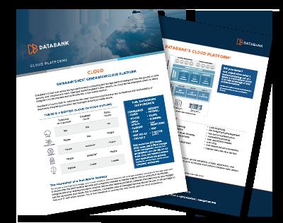 DataBank-Cloud-DataSheet