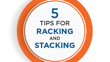 [Image for 5 Tips for Racking and Stacking
