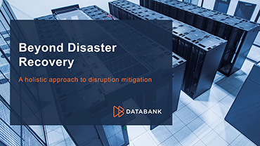 [Image for Beyond Disaster Recovery Webinar – It's no longer Disaster Recovery, but holistic IT resilience