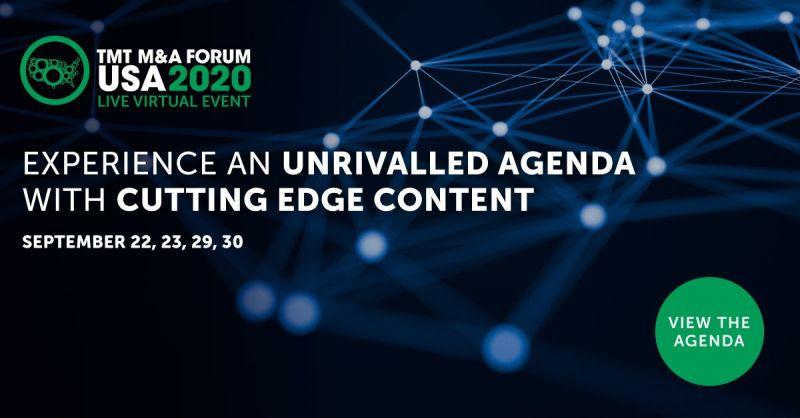 TMT M&A Forum USA 2020 DataBank