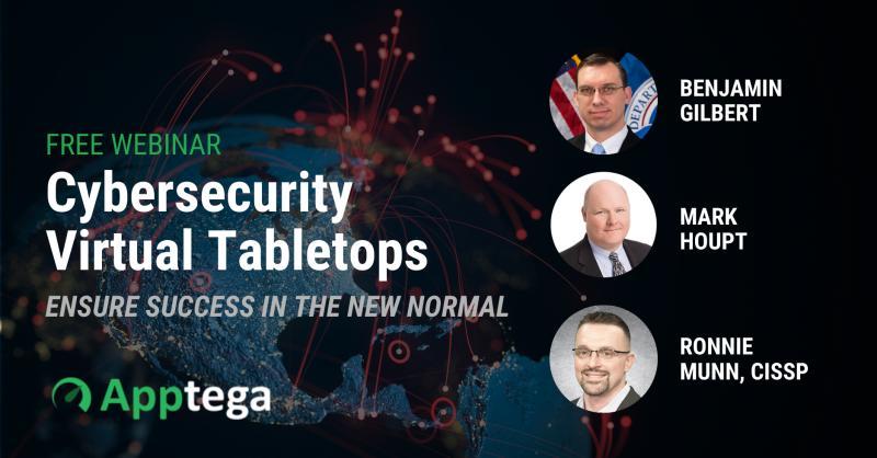 Cybersecurity Virtual Tabletops DataBank