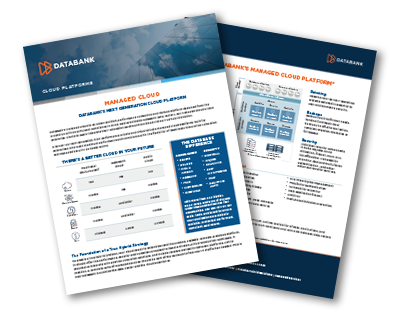 DataBank-Managed-Cloud-Datasheet