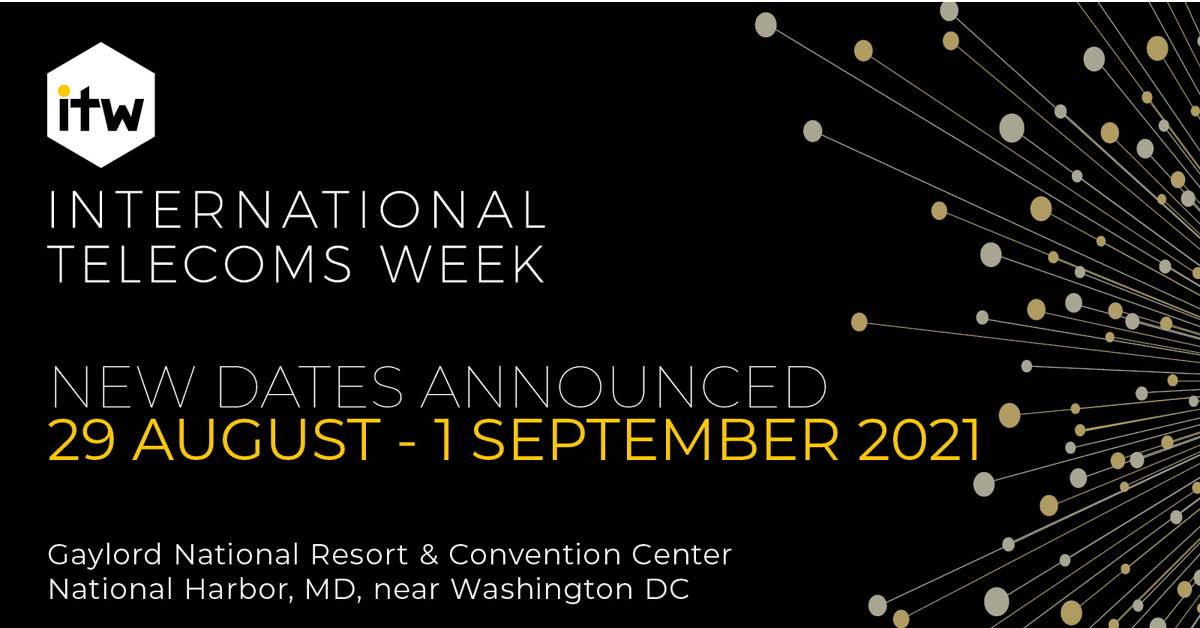 International Telecoms Week (ITW) - DataBank