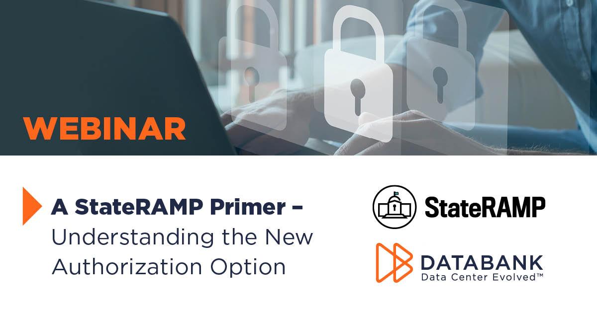 StateRAMP - DataBank Webinar