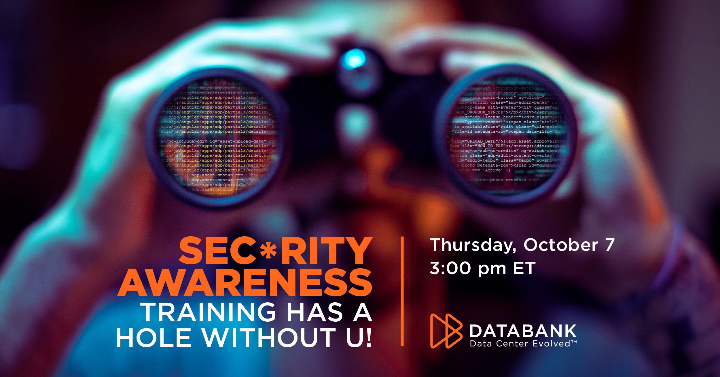 DataBank's Security Awareness Webinar