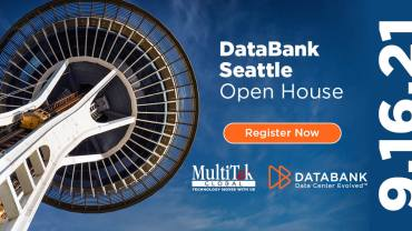 [Image for DataBank Hosts Open House Event at Seattle (SEA2) Data Center
