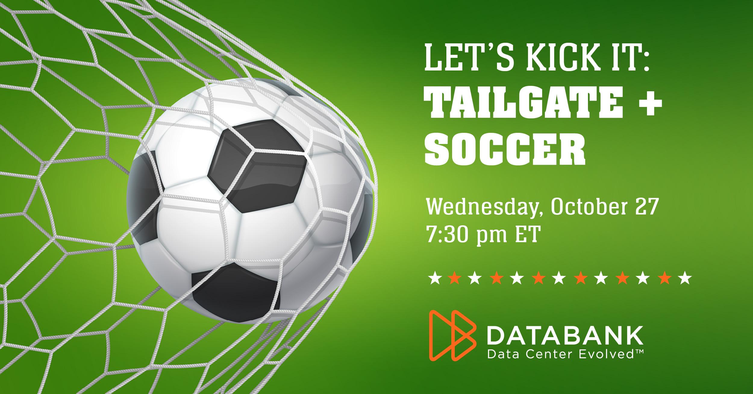 DataBank Atlanta Tailgate
